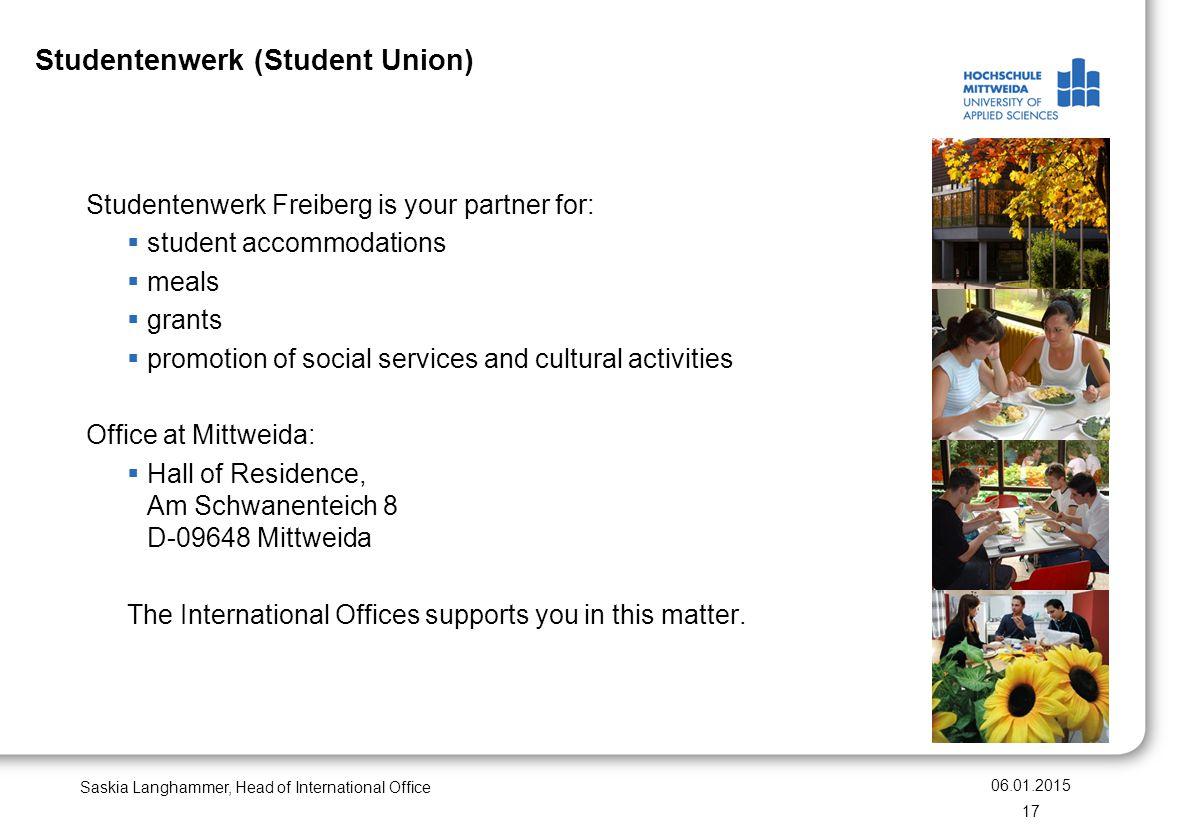 Studentenwerk (Student Union)