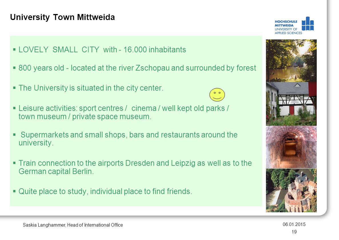 University Town Mittweida