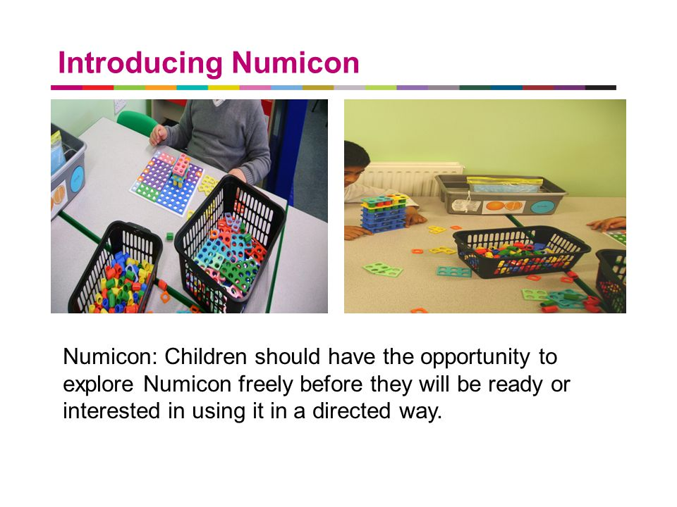 Introducing Numicon