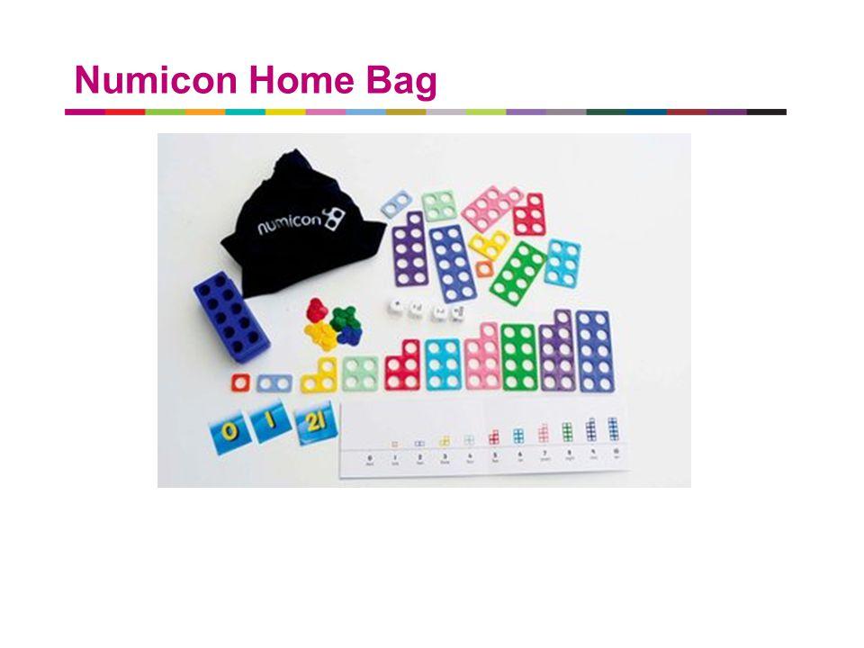 Numicon Home Bag