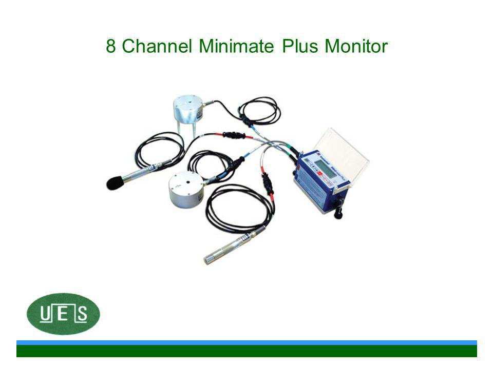 8 Channel Minimate Plus Monitor