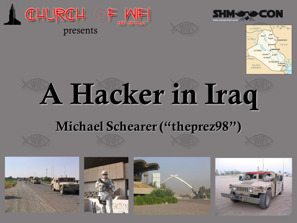 Michael Schearer ( theprez98 )