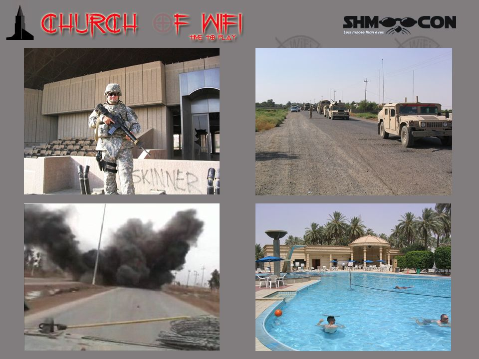 This is what I did in Iraq. And yes, I visited the pool at the U. S