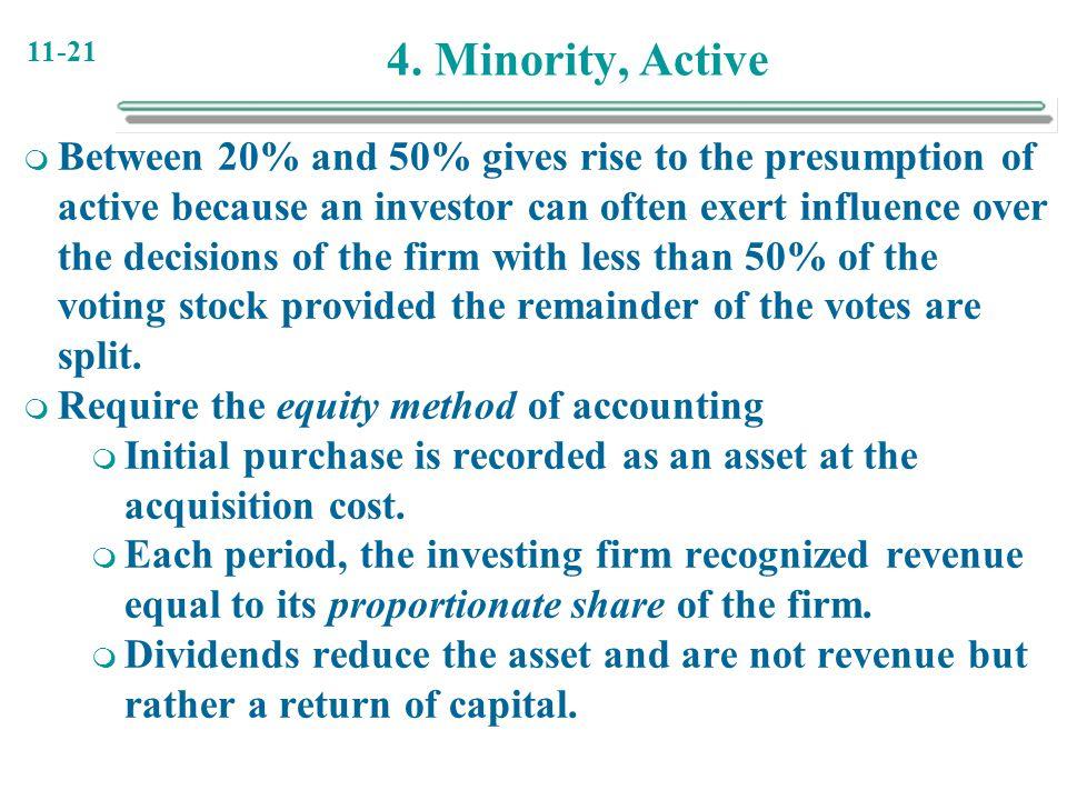4. Minority, Active