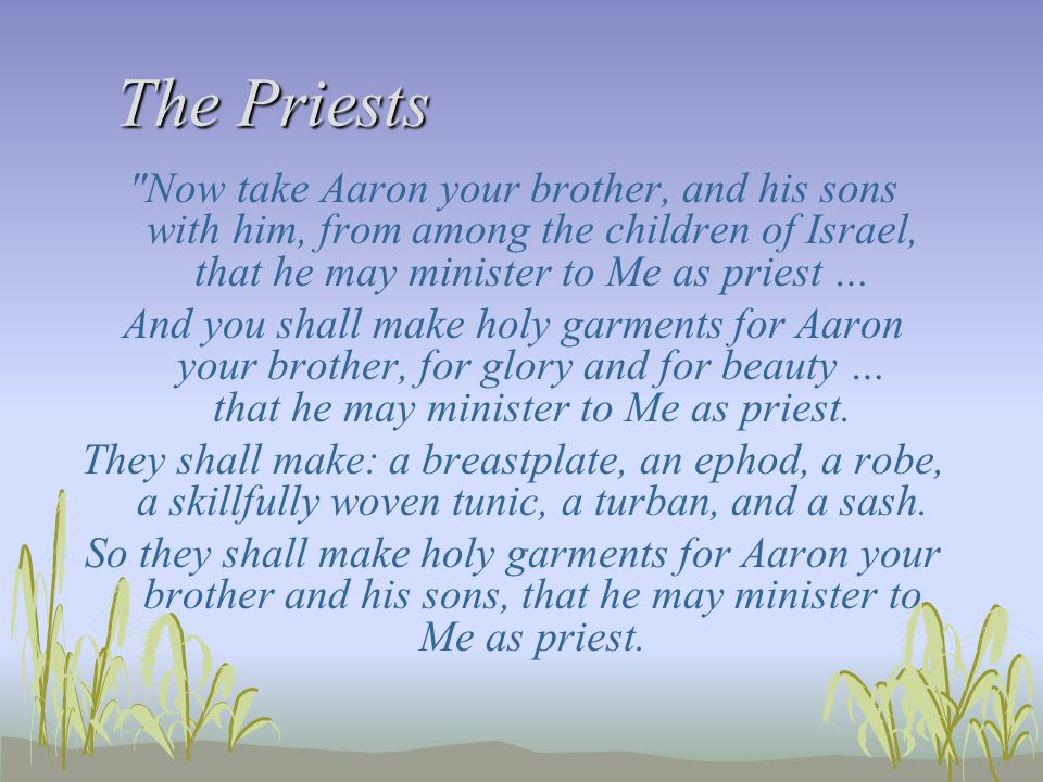 The Priests