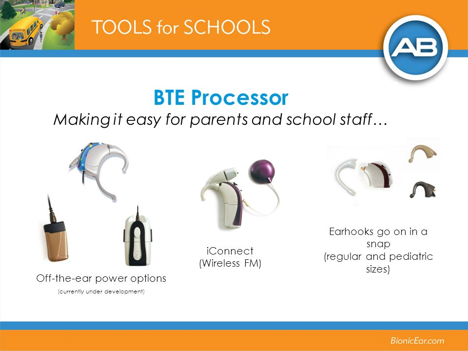 BTE Processor Making it easy for parents and school staff…