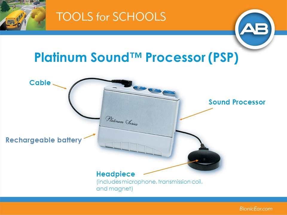 Platinum Sound™ Processor (PSP)