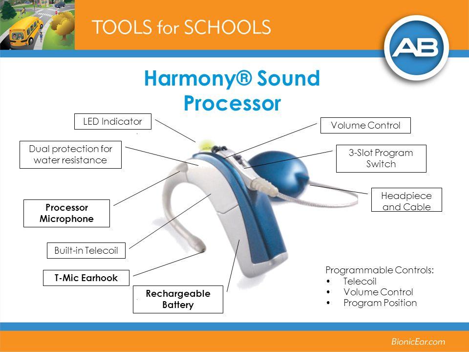 Harmony® Sound Processor