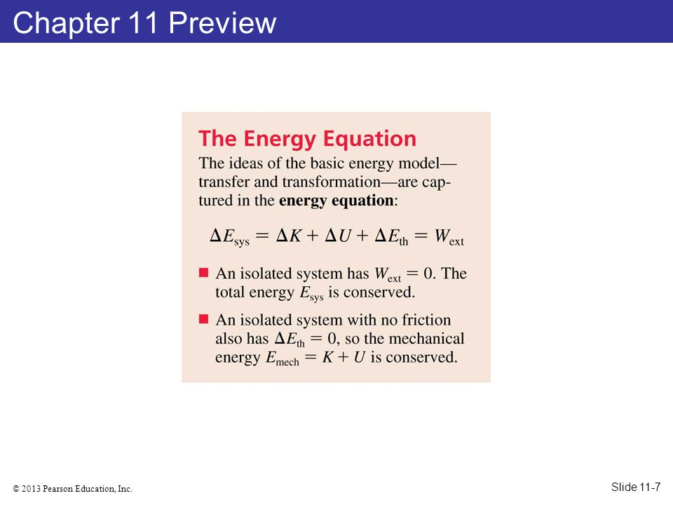 Chapter 11 Preview Slide 11-7