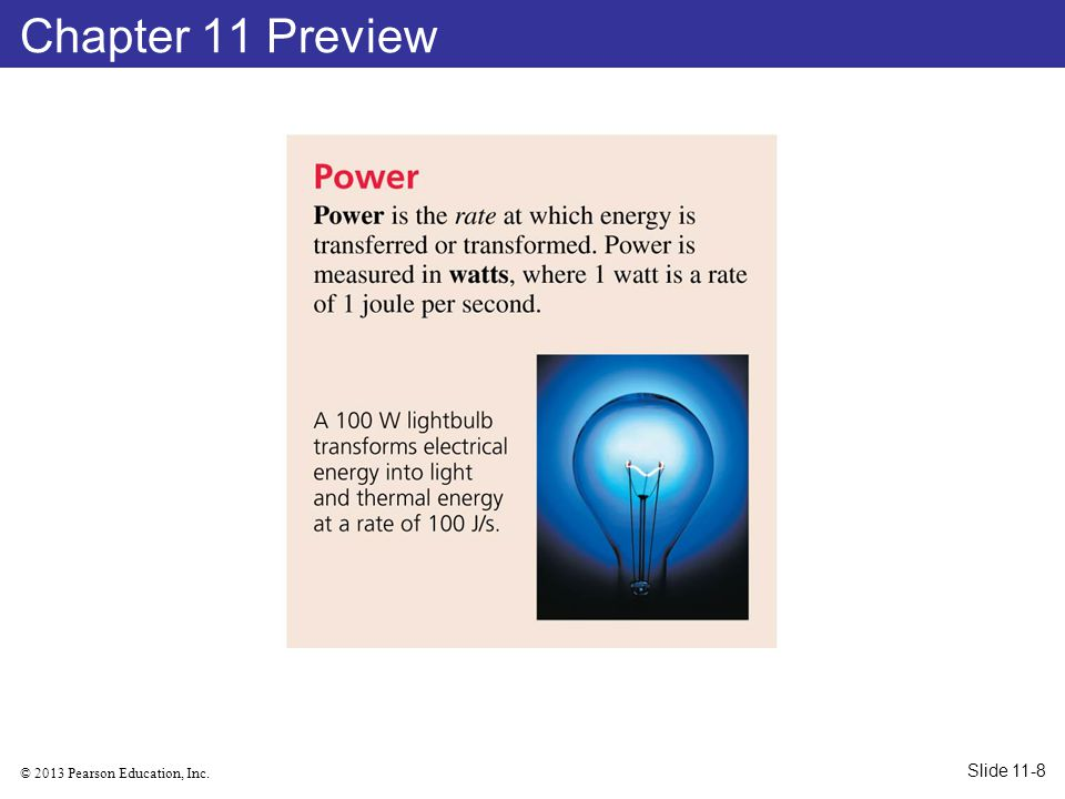 Chapter 11 Preview Slide 11-8