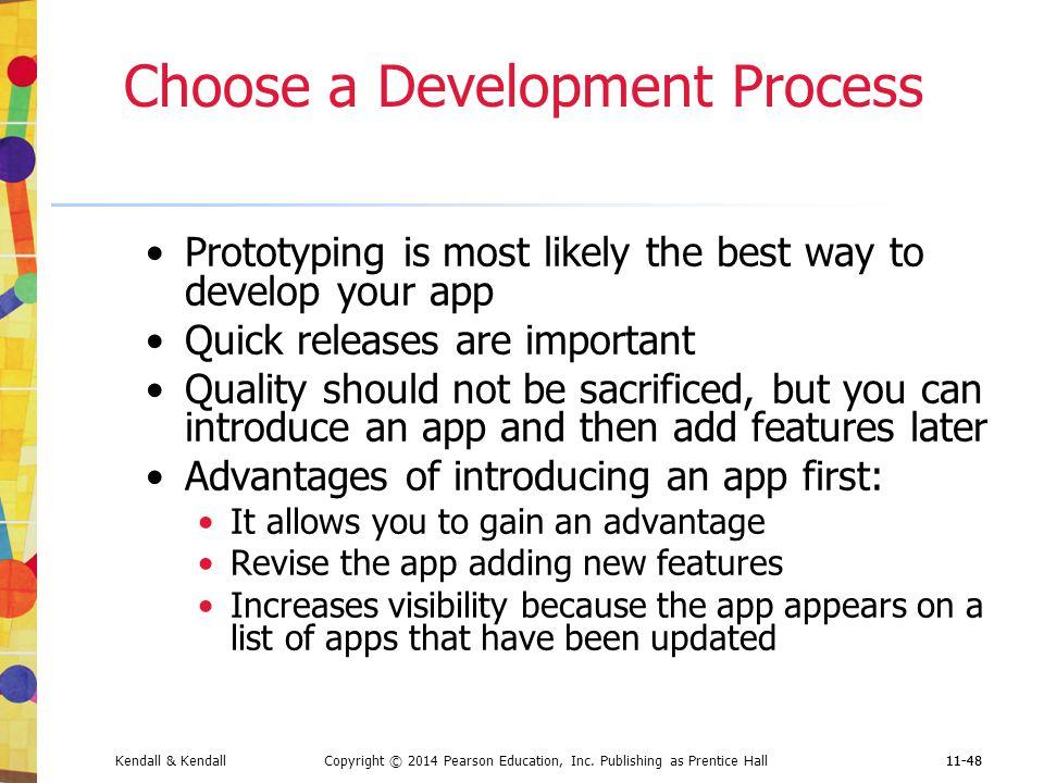 Choose a Development Process