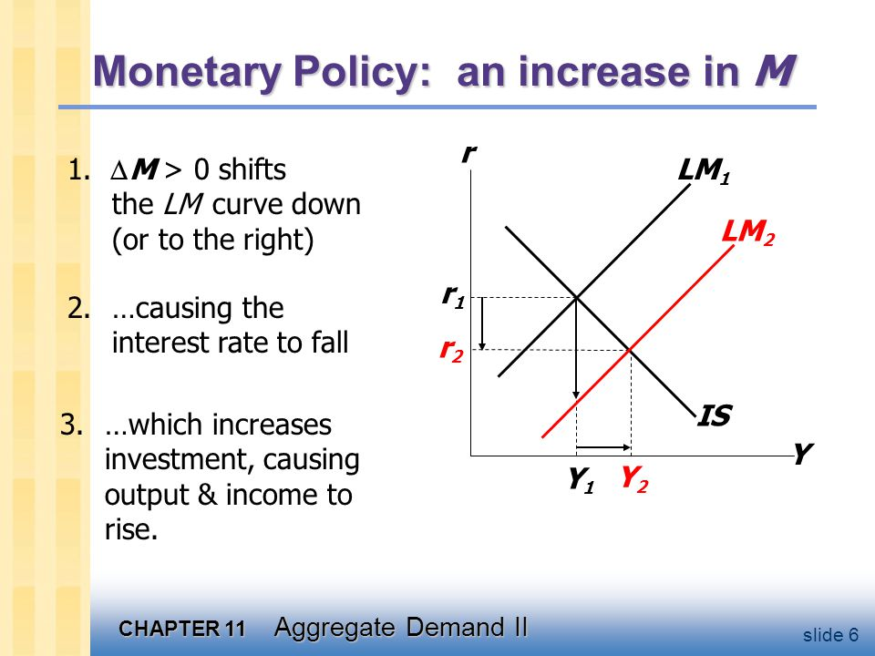 Interaction between monetary & fiscal policy