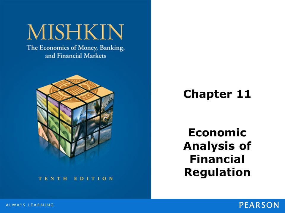 Economic Analysis of Financial Regulation