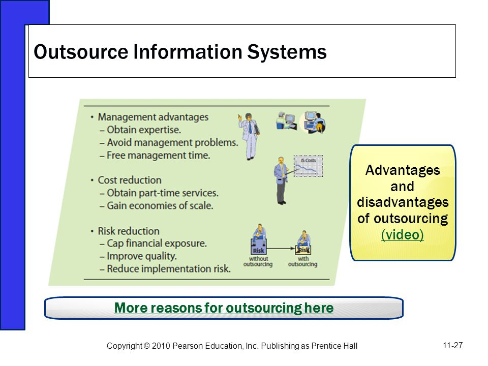 Outsource Information Systems