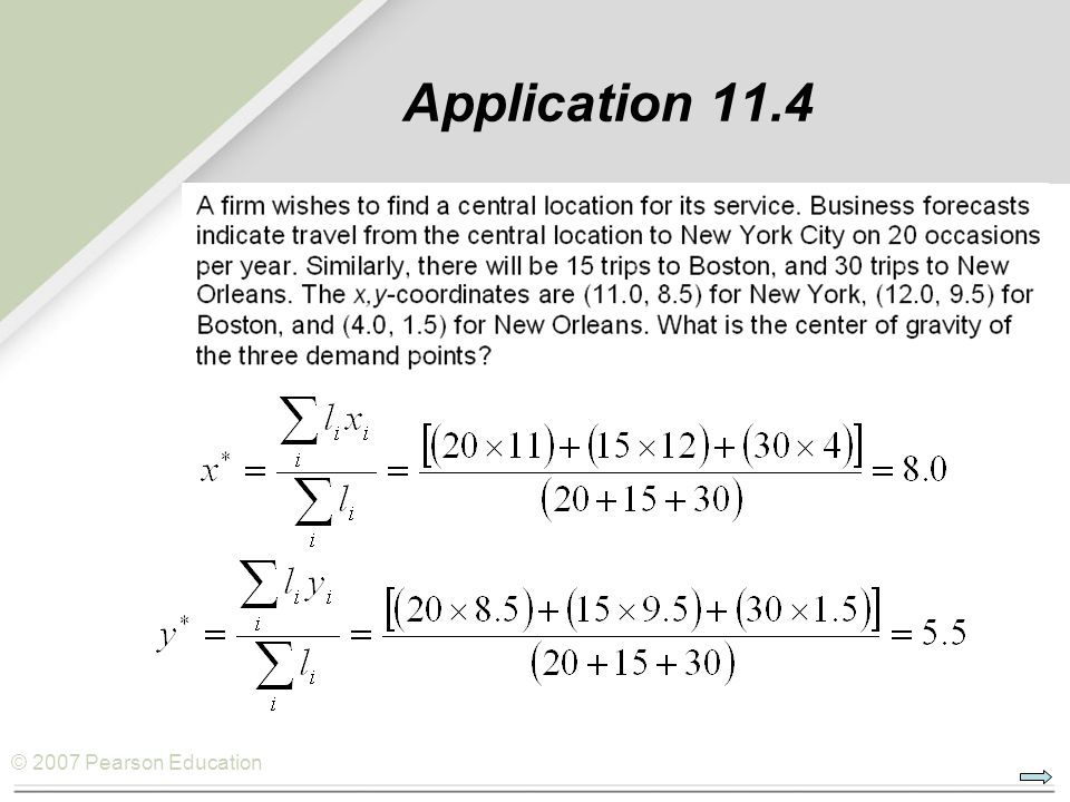 Application 11.4