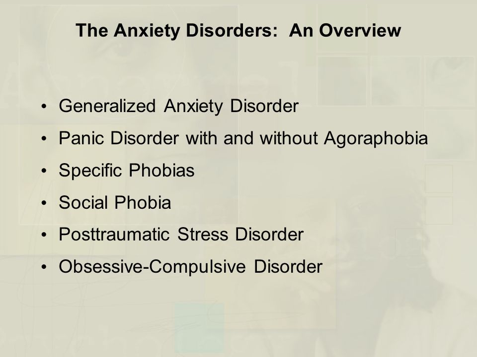 relationship between ptsd and agoraphobia