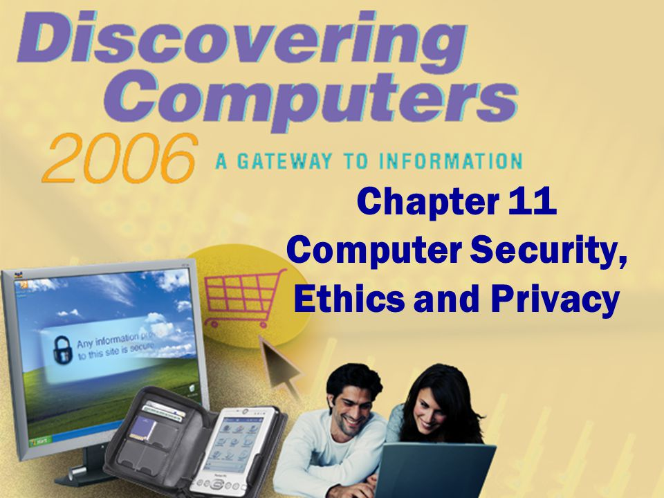 advantages of computer ethics
