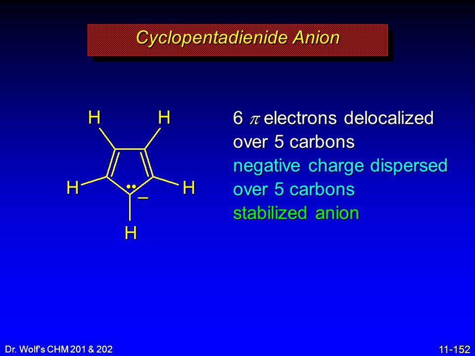 Cyclopentadienide Anion