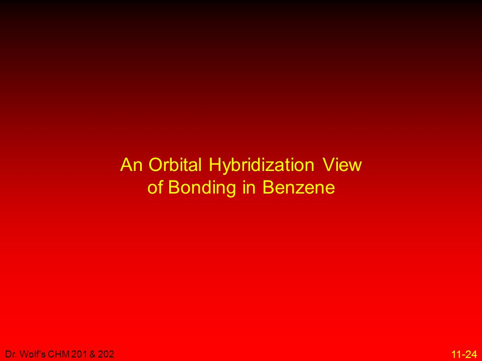 An Orbital Hybridization View of Bonding in Benzene
