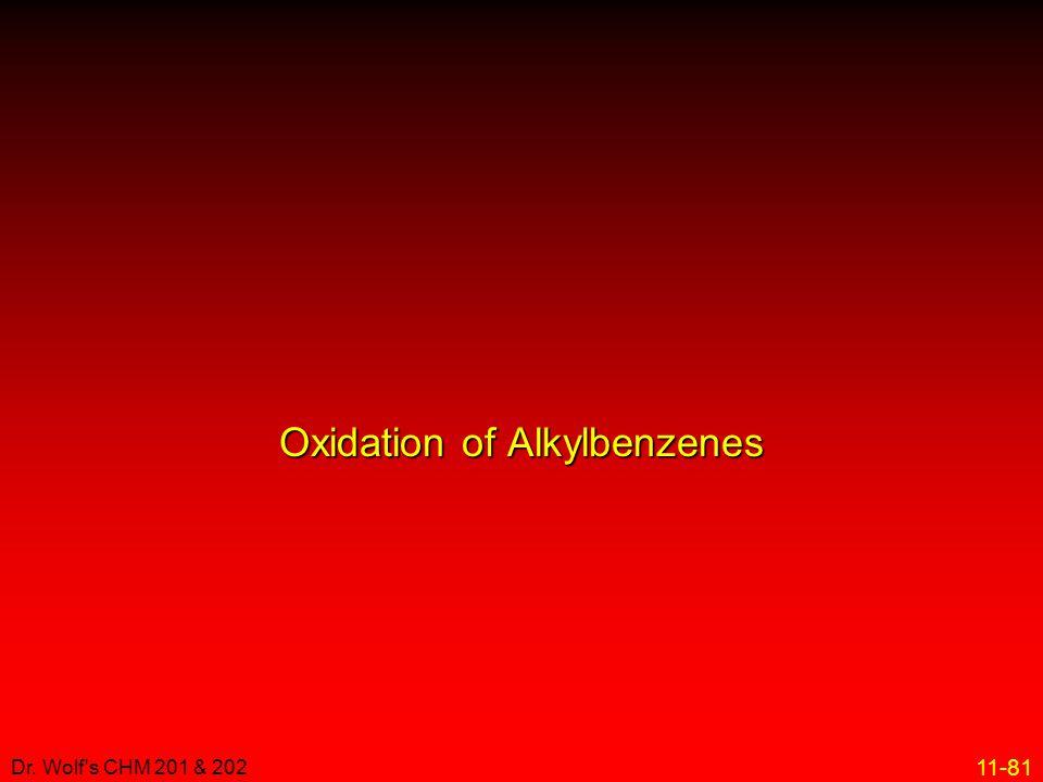 Oxidation of Alkylbenzenes