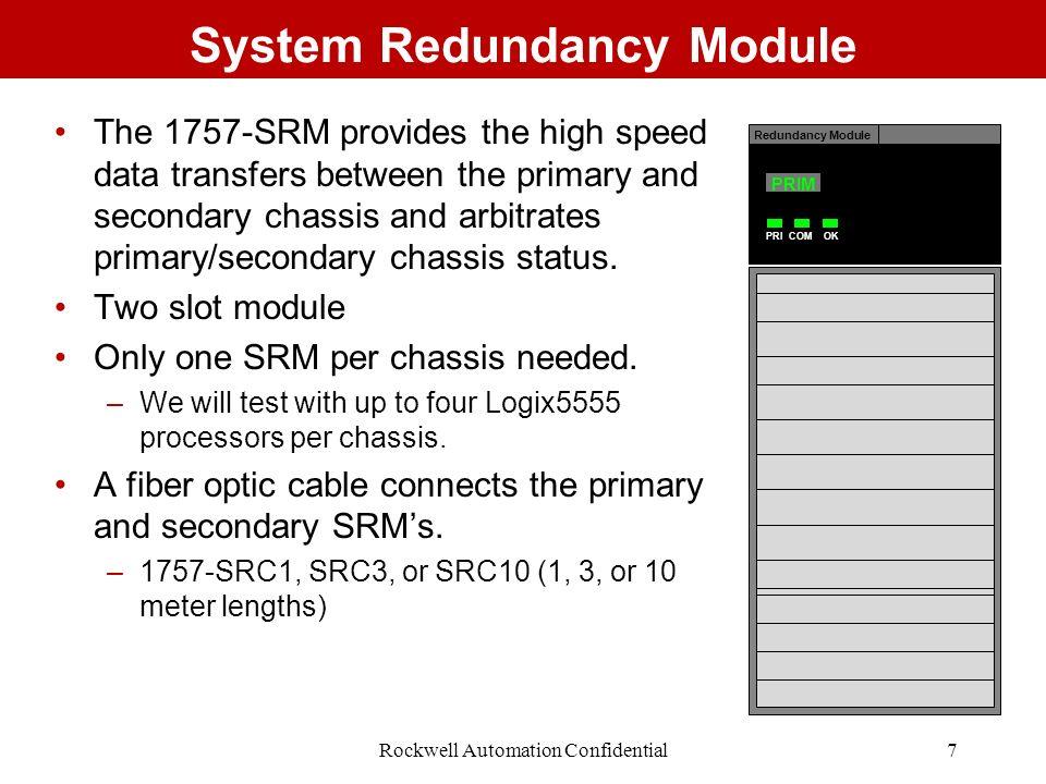 System Redundancy Module