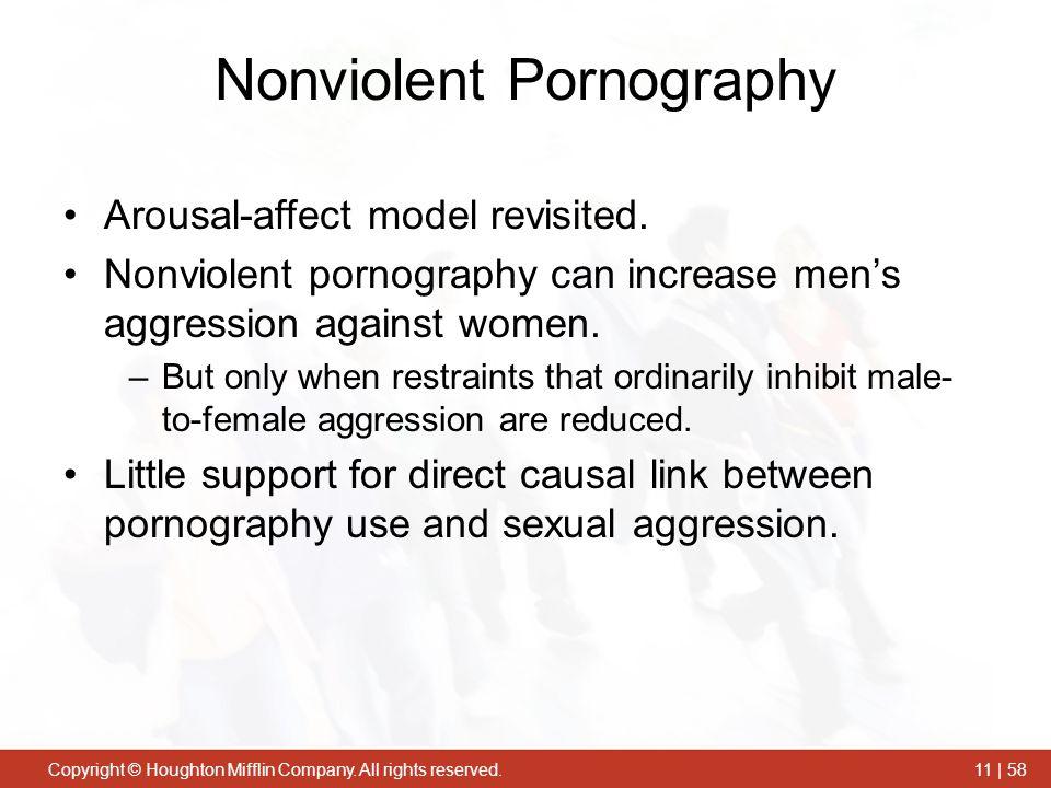 Nonviolent Pornography