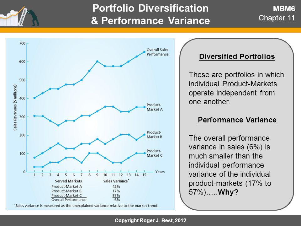 Portfolio Diversification & Performance Variance
