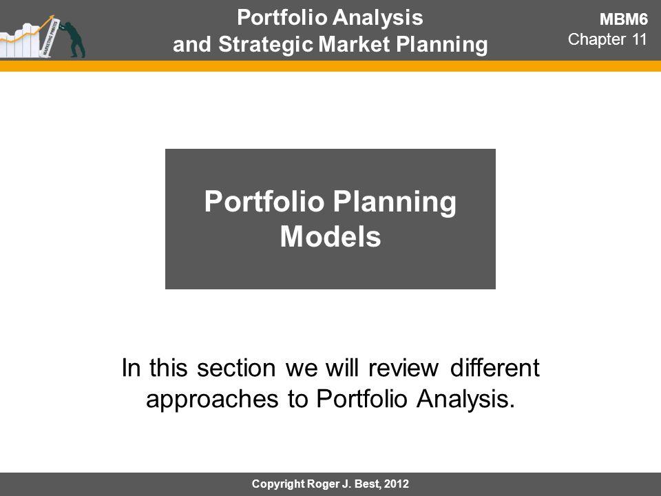 and Strategic Market Planning