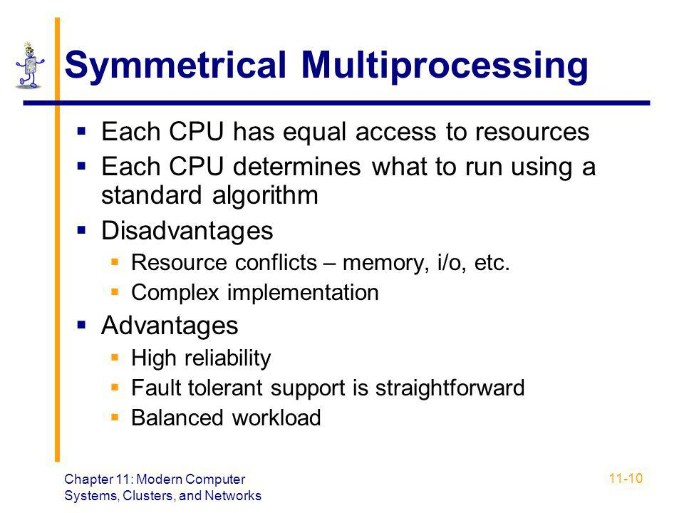 Symmetrical Multiprocessing