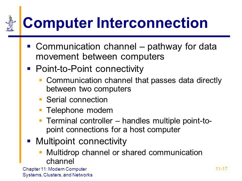 Computer Interconnection