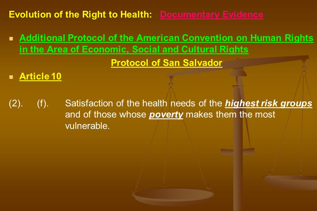Protocol of San Salvador