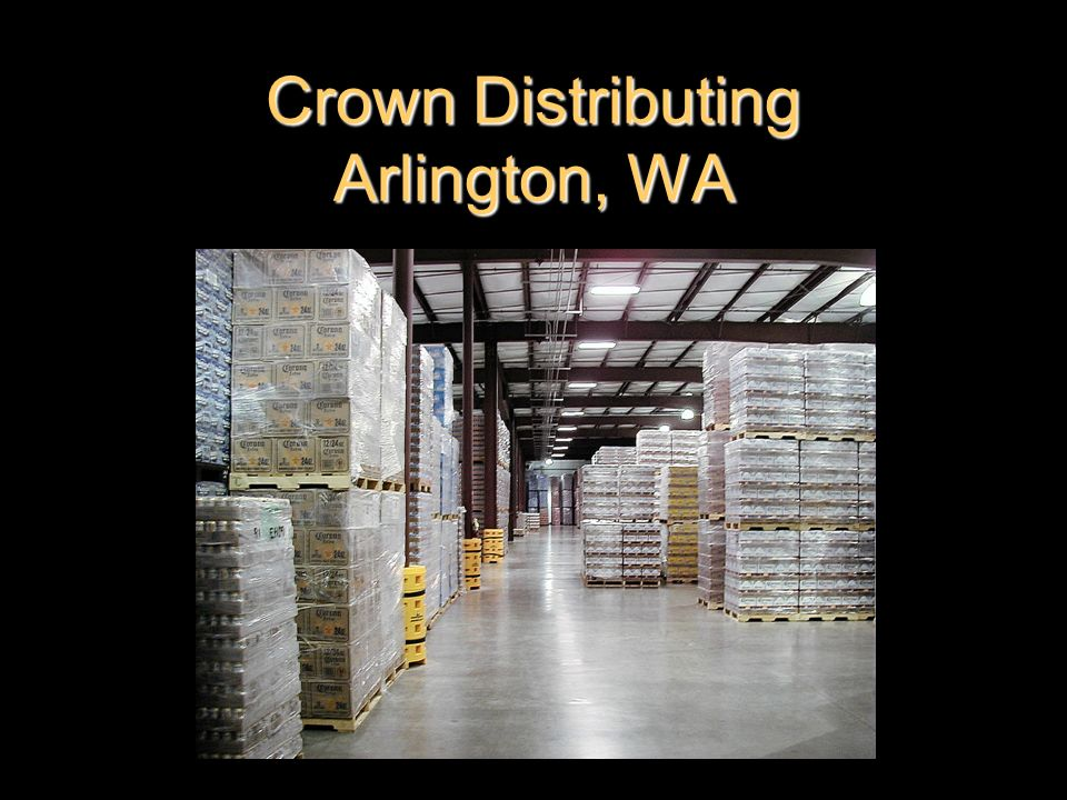 Crown Distributing Arlington, WA