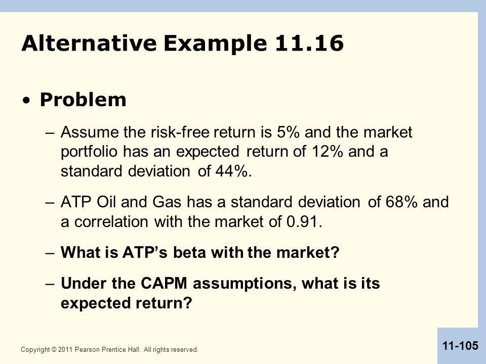 Alternative Example 11.16 Problem