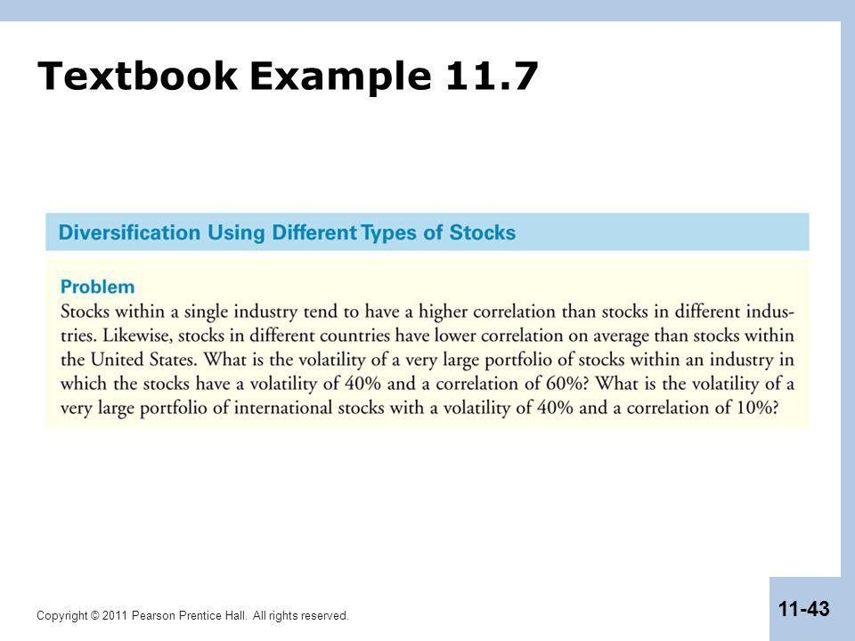 Textbook Example 11.7