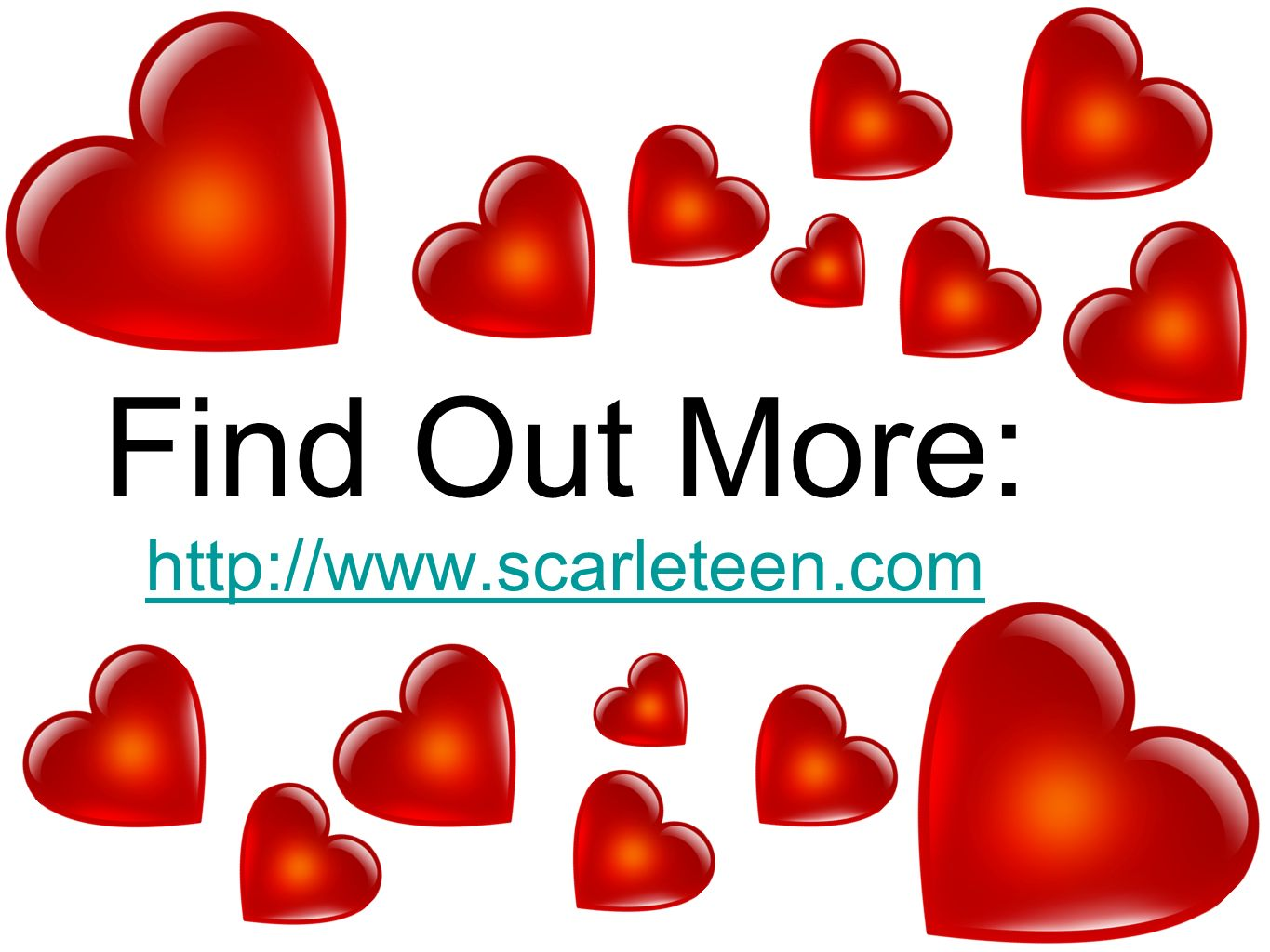 Find Out More: http://www.scarleteen.com