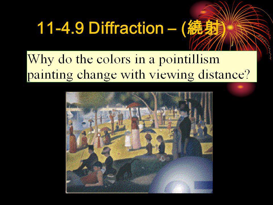 11-4.9 Diffraction – (繞射)
