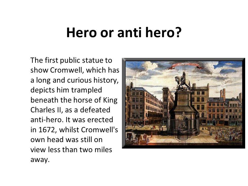 Hero or anti hero