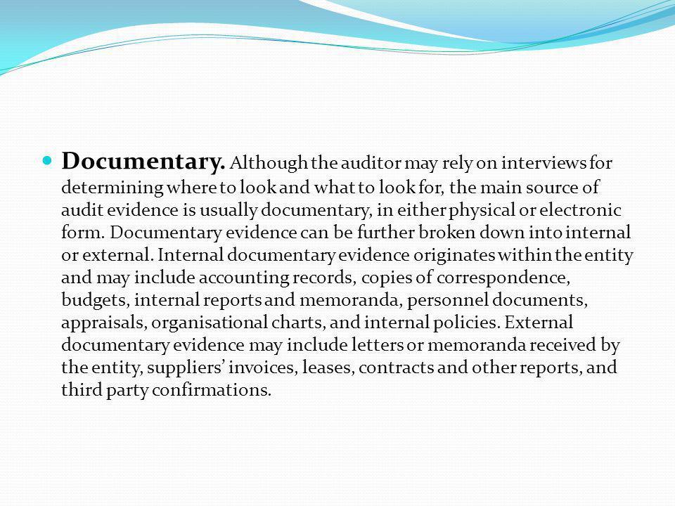 Documentary.