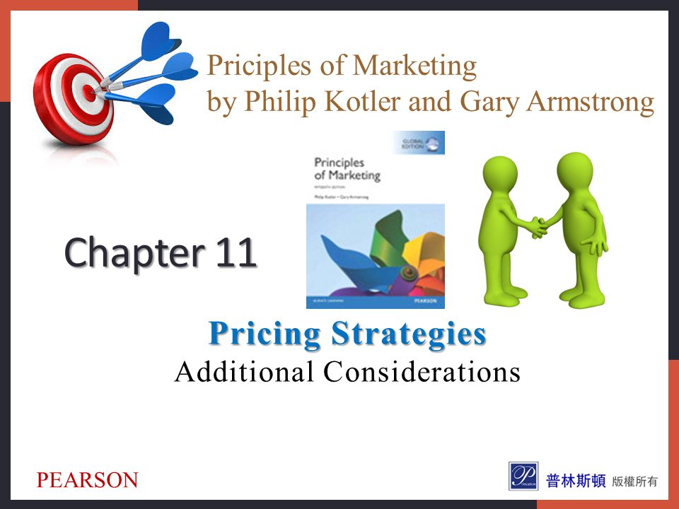 Pricing Strategies Additional Considerations