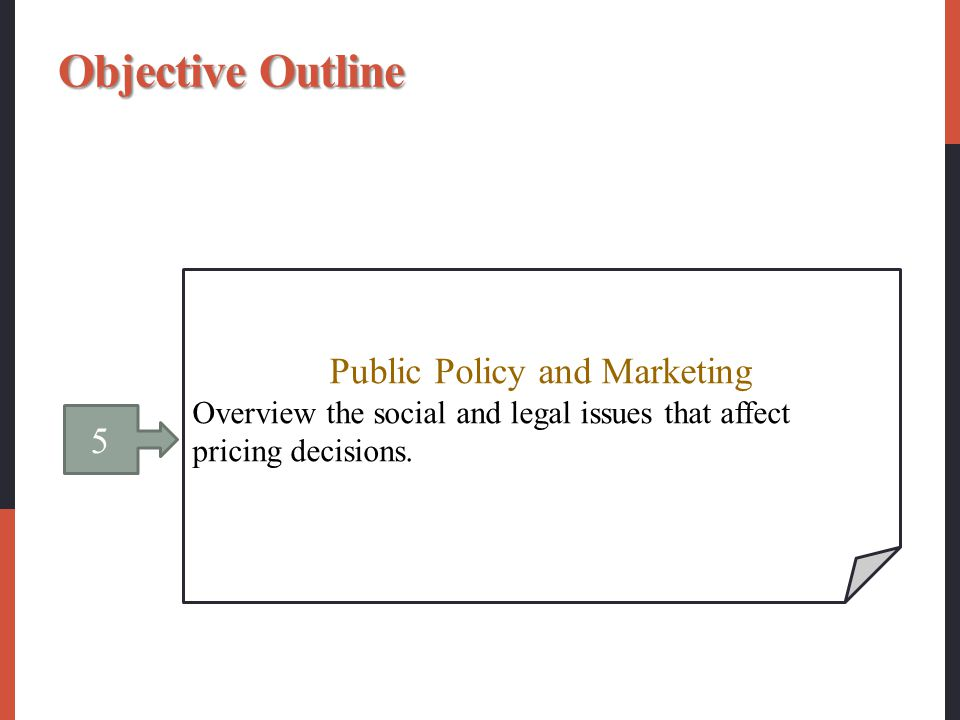 Public Policy and Marketing
