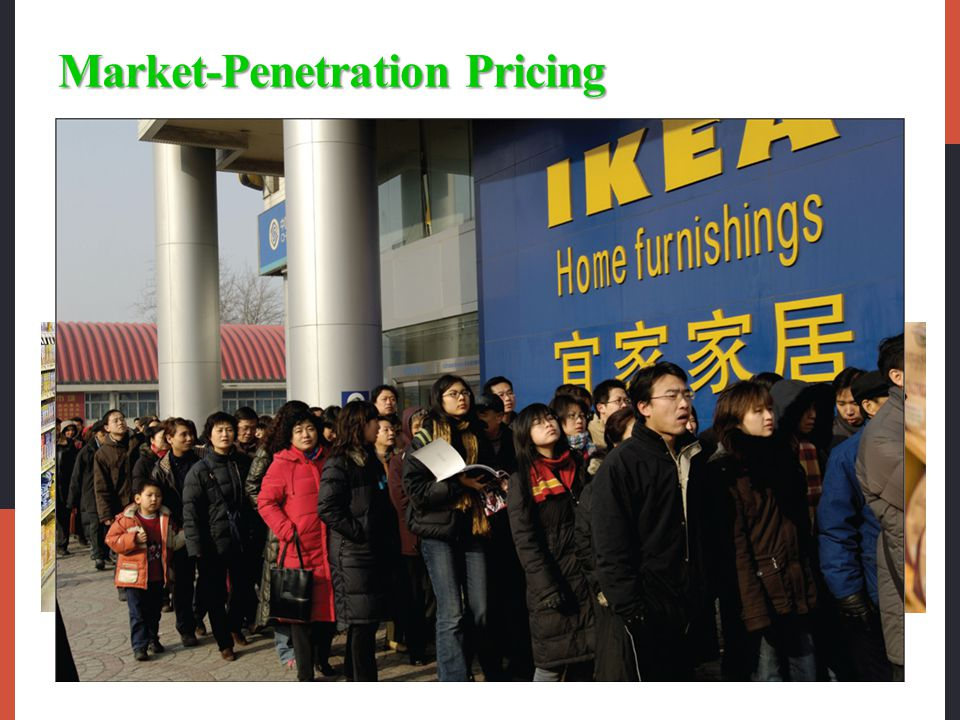 Market-Penetration Pricing