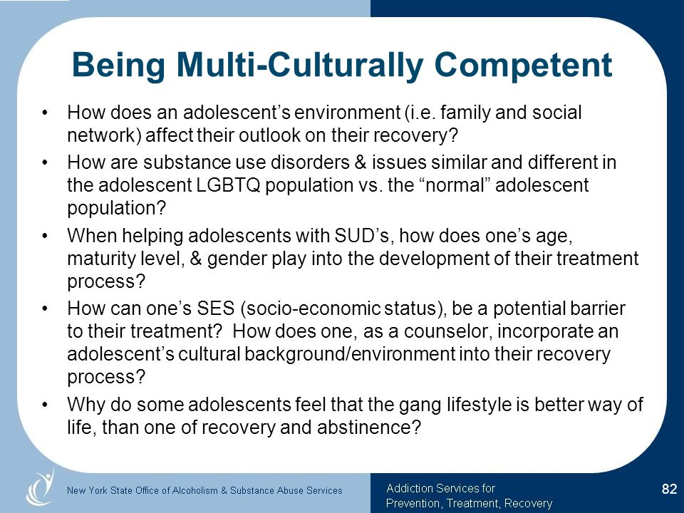 Being Multi-Culturally Competent