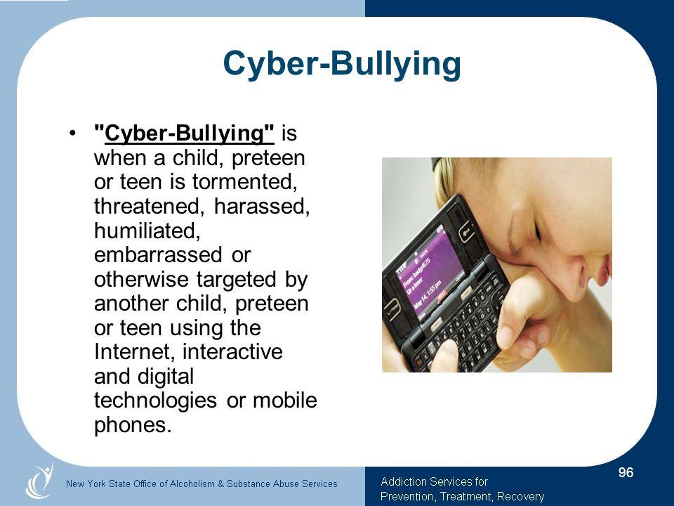 Cyber-Bullying