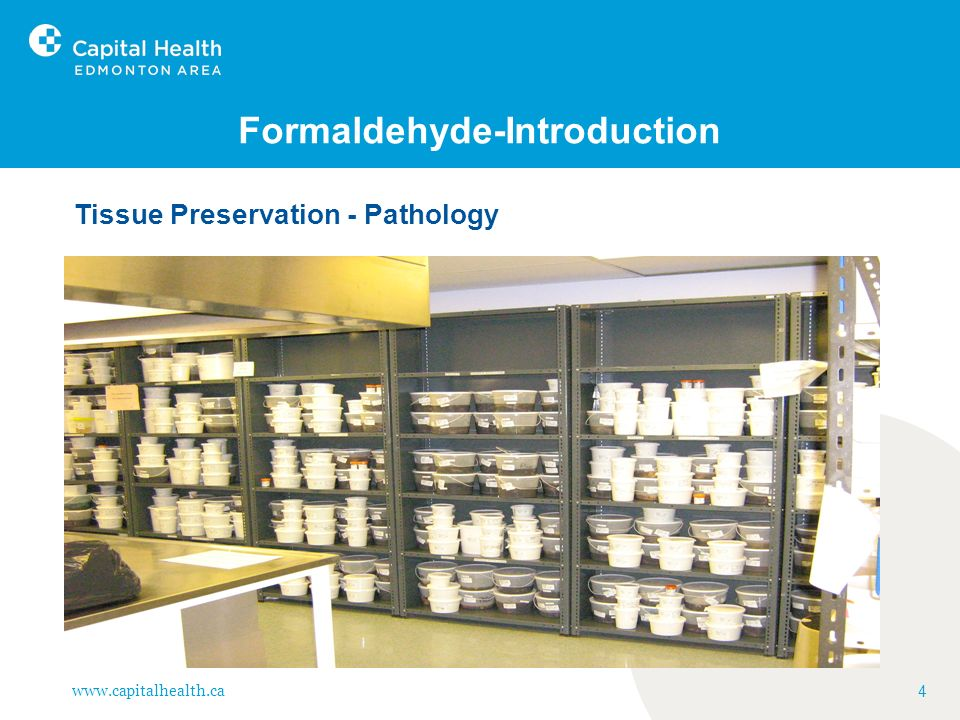 Formaldehyde-Introduction