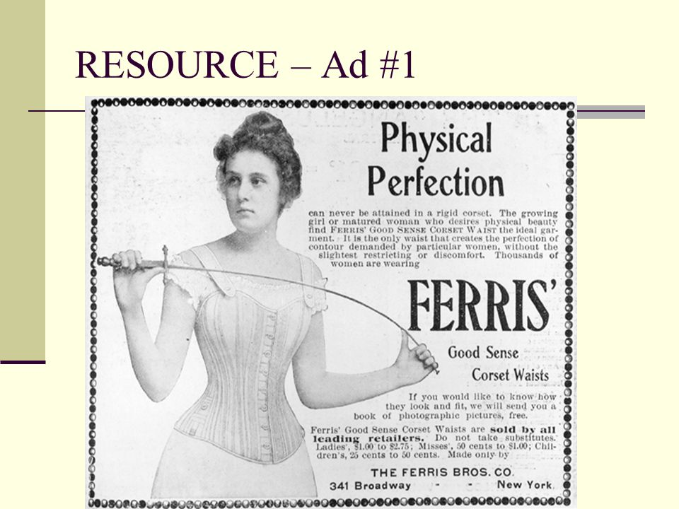 RESOURCE – Ad #1