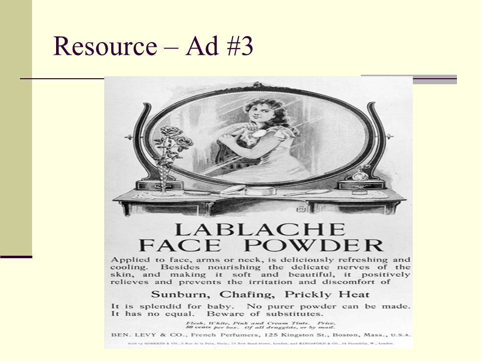 Resource – Ad #3