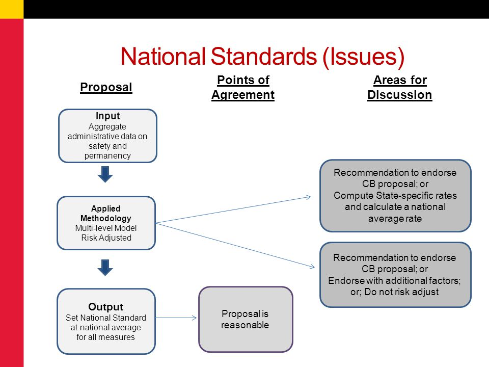 National Standards (Issues)