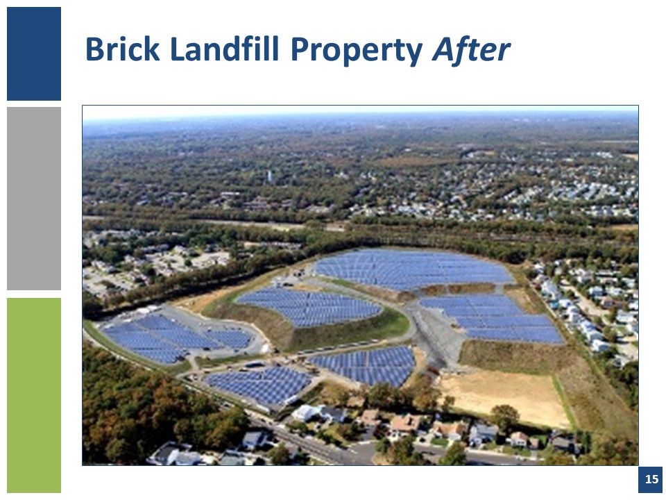 Brick Landfill Property After