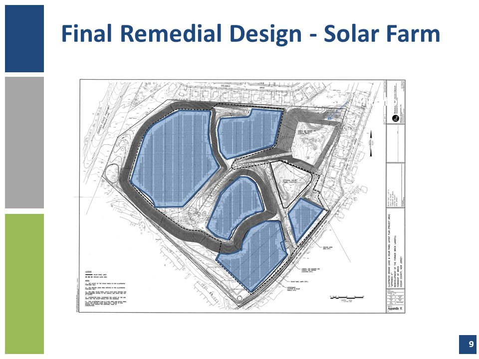 Final Remedial Design - Solar Farm