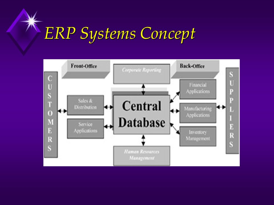 ERP Systems Concept